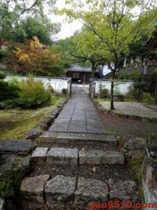 岐阜県・法福寺